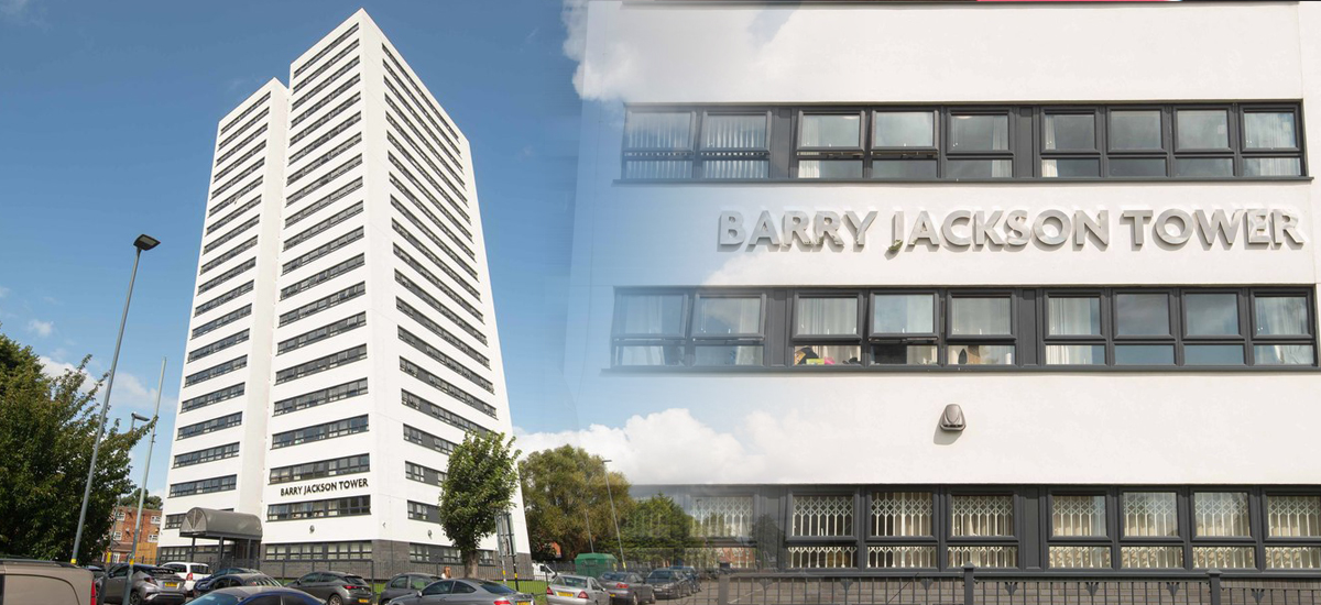 Barry Jackson Tower Case Study
