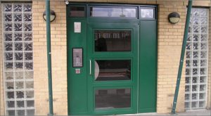 Security Doors from HJS