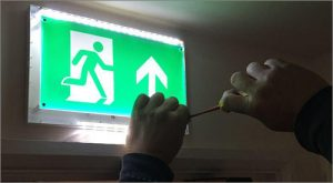 Emergency Lighting Installation